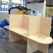 Сборка частей мебели отдельно