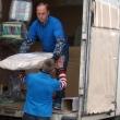 Правильная транспортировка мебели