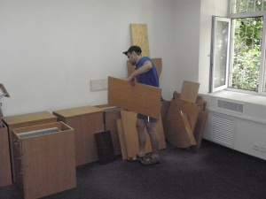 Move furniture safely and easily